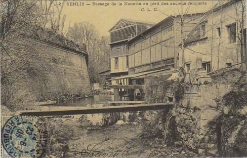 moulin saint etienne 1905
